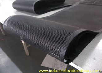 PTFE polyester mesh fabric , PTFE polyester mesh fabric for conveyor belt / griddling cloth, made by PTFE coated