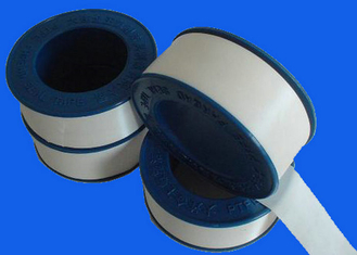 Alkali - Resistant PTFE Pipe Seal Tape 12mm width , PTFE Thread Tape