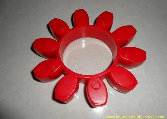 Porcellana L'accoppiamento rosso resistente all'uso del poliuretano, 98 puntella un accoppiamento dell'unità di elaborazione o del GR distributore